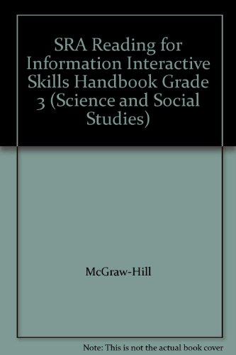 SRA Reading for Information Interactive Skills Handbook: McGraw-Hill