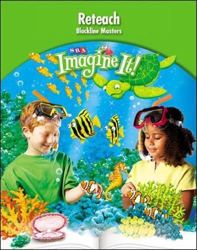 9780076103966: Imagine It! - Reteach Blackline Masters - Grade 2
