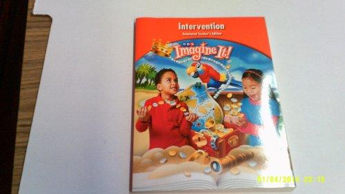 Imagine It Intervention Guide Grade 1: McGraw Hill/SRA