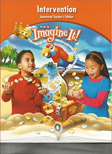 9780076104130: SRA Imagine It Intervention Annotated Teacher's Edition Grade 1