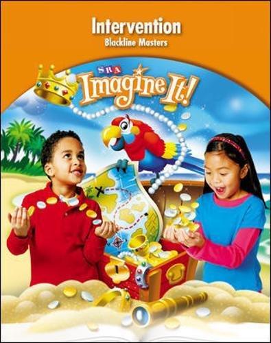 9780076104154: Imagine it! - Intervention Blackline Masters - Grade 1 (Leap into Phonics)