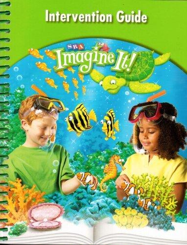SRA Imagine It Intervention Guide Level 2: SRA
