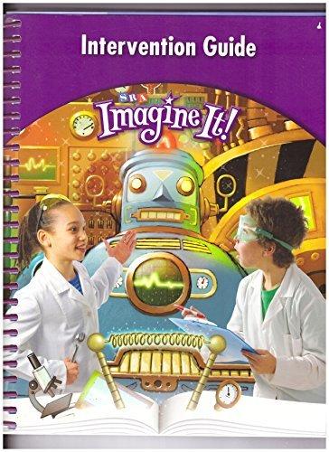 Imagine It- Intervention Guide (Level 4): McGraw Hill/SRA