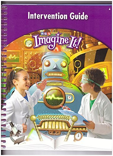 9780076104185: Imagine It- Intervention Guide (Level 4)
