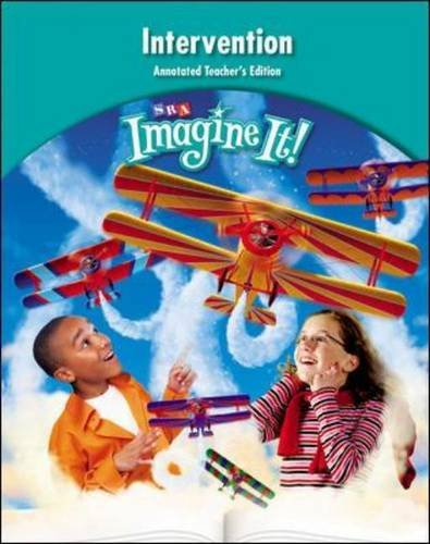 9780076104291: Imagine It! - Intervention Annotated Teacher's Edition - Grade 5