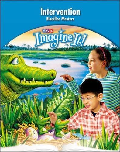9780076104321: Imagine It! - Intervention Blackline Masters - Grade 3