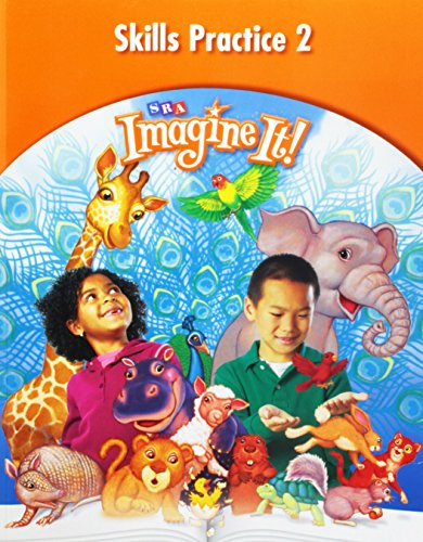 Imagine It! Level 1 Book 2 Skills: SRA