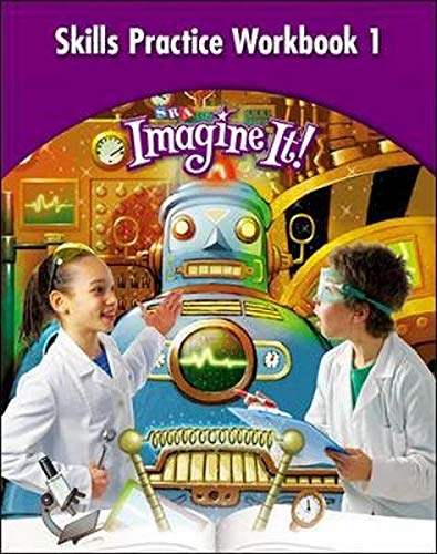 9780076104802: Imagine It!: Skills Practice Workbook 1 Grade 4 (OCR Staff Development)