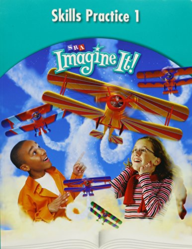 Imagine It! Grade 5, Skills Practice Workbook,Book 1: SRA