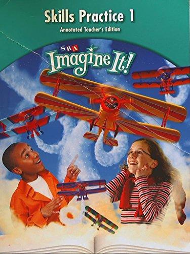 9780076104963: SRA Imagine It! Skills Practice Book 1, Level 5. Annotated Teacher's Edition. 9780076104963, 0076104966.