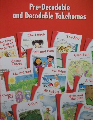 9780076105786: Pre-Decobale and Decodable Takehomes Level K