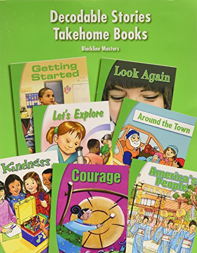 9780076108404: Decodable Stories Takehome Books Level 2