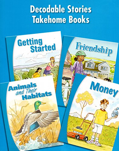 9780076108732: Decodable Stories Takehome Books Level 3 (SRA)