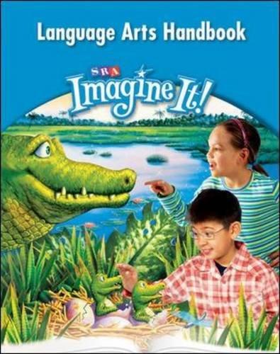 9780076109913: SRA Imagine It! - Langauge Arts Handbook, Grade 3