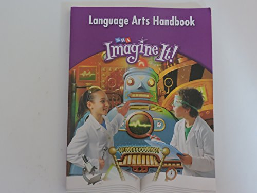 9780076109920: SRA Imagine It! Language Arts Handbook, Level 4
