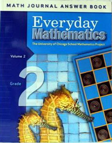 9780076110438: Everyday Mathematics Math Journal Answer Book, Grade 2/Volume 2