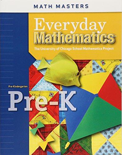 9780076110681: Grade Pre-K: Math Masters