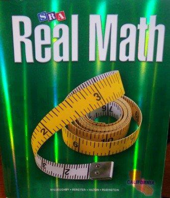 SRA Real Math Grade 3 Student Edition (2007)VG(R7S9-F)R