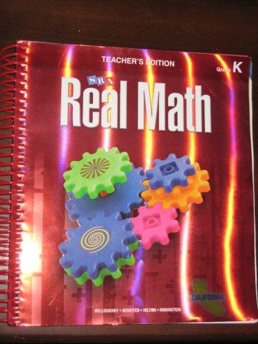 9780076111053: SRA Real Math Teacher's Edition