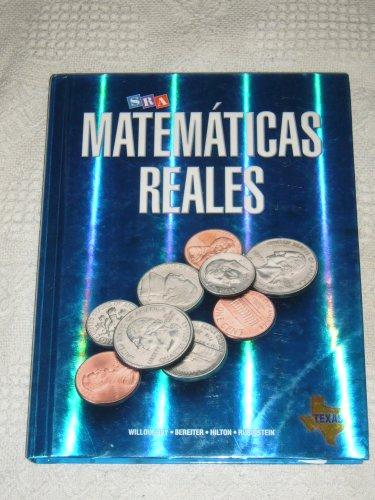 9780076111350: Matematicas Reales , Texas Edition (Grado 3)