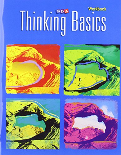 9780076111596: Corrective Reading Comprehension A: Thinking Basics Workbook (CORRECTIVE READING DECODING SERIES)