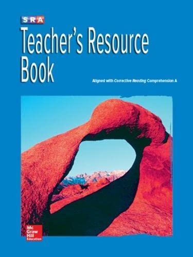 9780076111640: Corrective Reading: Comprehension A