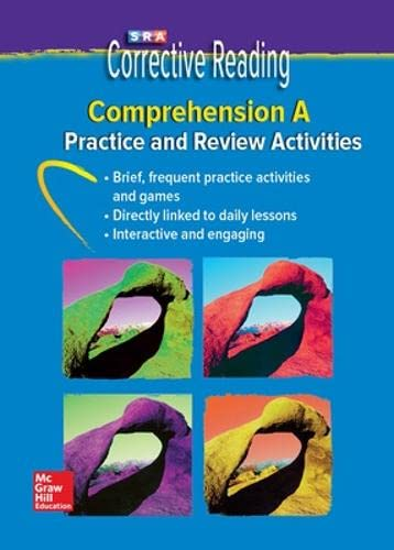 9780076111695: Comprehension A - Additional Practice and Review Activities
