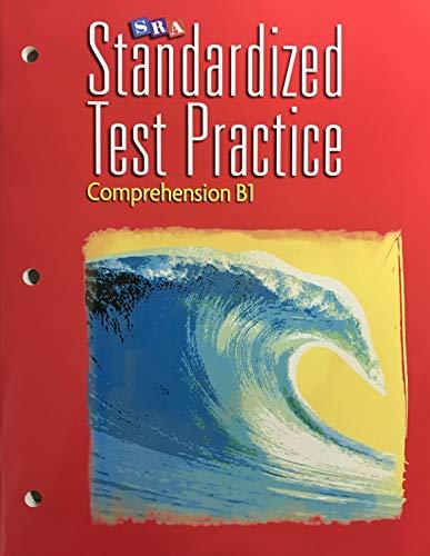 9780076111787: SRA Standardized Practice Comprehension B1 Aligned