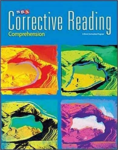 9780076111848: Corrective Reading Comprehension Level B2, Workbook (CORRECTIVE READING DECODING SERIES)