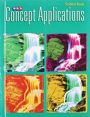 9780076111947: SRA Concept Applications - Corrective Reading Comprehension C - Student Textbook