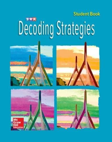 Corrective Reading Decoding B1 - Student Textbook: SRA