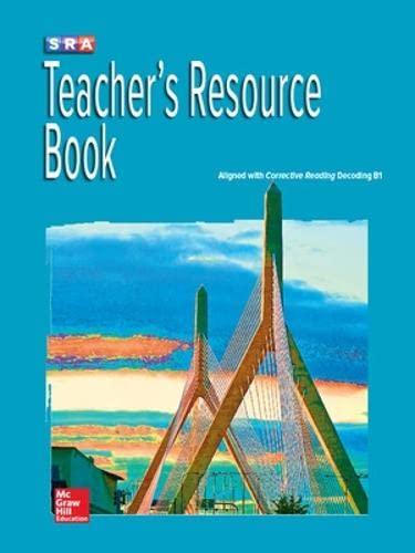 9780076112197: Teacher's Resource Book - Decoding B2