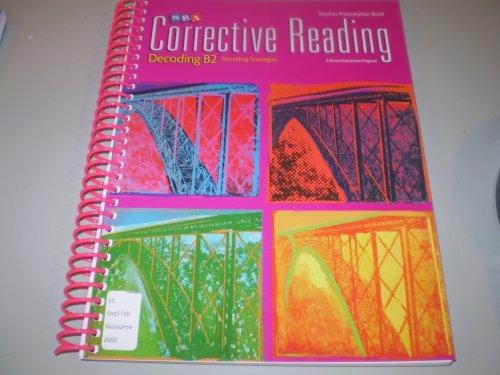 9780076112258: SRA Corrective Reading - Decoding B2 Decoding Strategies