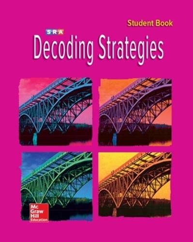 Corrective Reading Decoding Level B2, Student Book: Mcgraw-Hill Education, N/A