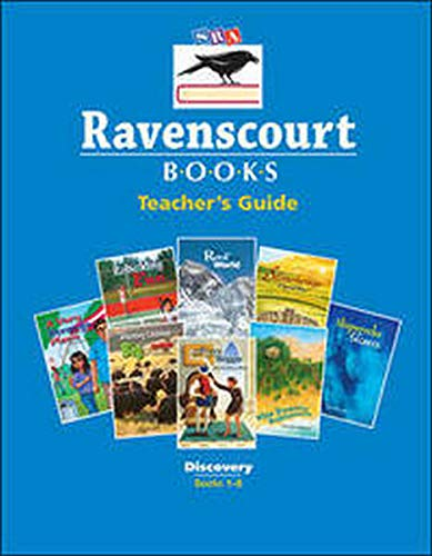 9780076113118: Ravenscourt Books - Discovery - Level A (Teacher's Guide/Corrective Reading, Discovery - Grades 3-8)