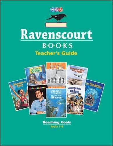 9780076113170: Ravenscourt Reaching Goals - Teacher's Guide
