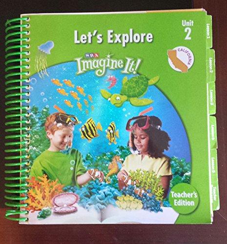 9780076114320: Imagine It! Let's Explore Unit 2