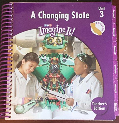 9780076114450: SRA Imagine It! A Changing State Unit 3 Level 4 Teachers Edition (California) (SRA Imagine It, Unit 3 Level 4)