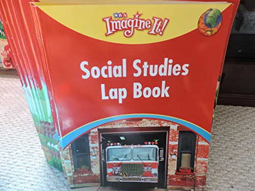 Kindergarten Social Studies Lap Book (SRA Imagine: Jan Mader et