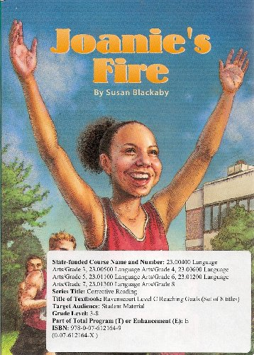 Joanie's Fire (Book 1): Susan Blackaby