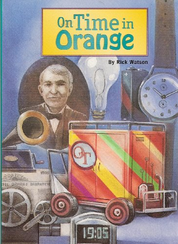9780076121663: On Time in Orange (Book 2)