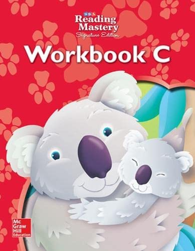 9780076122110: Reading Mastery - Reading Workbook C - Grade K