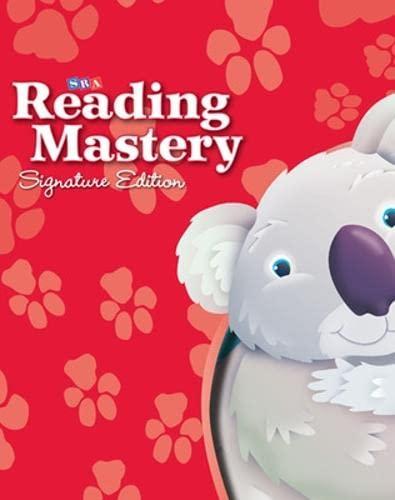 9780076122158: Reading Mastery - Storybook - Grade K (Reading Mastery Level VI)