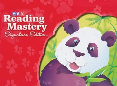 9780076122264: Reading Mastery Reading/Literature Strand Grade K, Assessment & Fluency Student Book Pkg/15 (Reading Mastery Level VI)