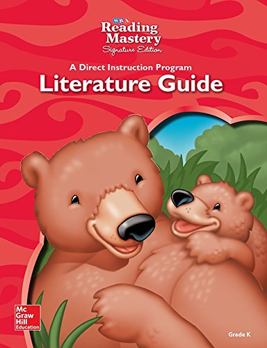 9780076122363: Reading Mastery - Literature Guide - Grade K