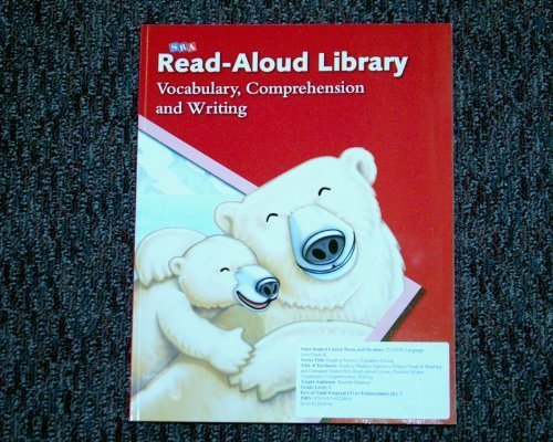 9780076122486: Vocabulary, Comprehension and Writing aligned with Reading Mastery - Read Aloud Library