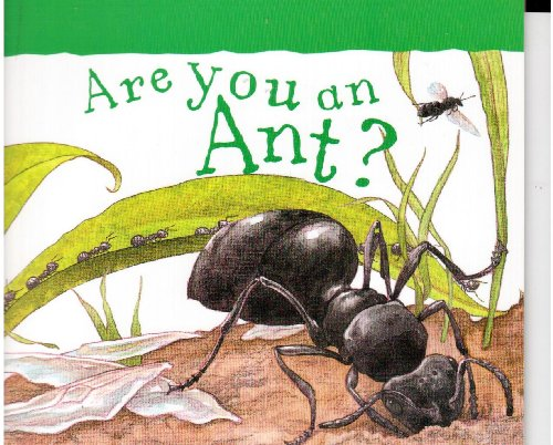 Are You An Ant?: Allen, Judy; Humphries, Tudor
