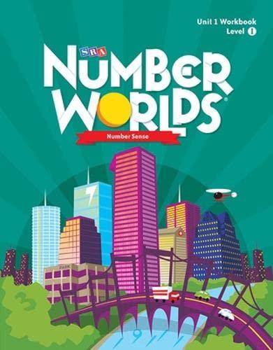 9780076123582: Number Worlds: Student Workbook Level I - Number Sense (5 Pack)