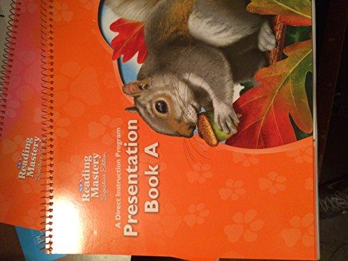 9780076124503: SRA Reading Mastery: A Direct Instruction Program- Presentations Book A, Grade 1, Signature Edition
