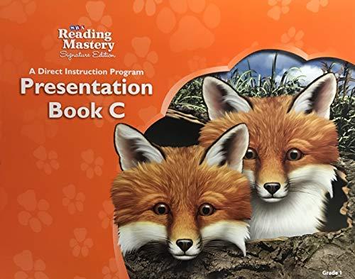 SRA Reading Mastery Signature Edition Presentation Book: Engelmann, Siegfried